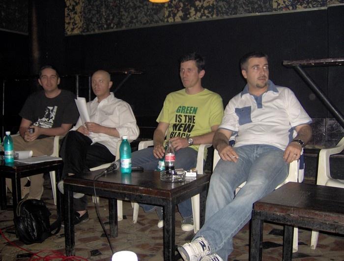 Dezbaterea candidati – bloggeri