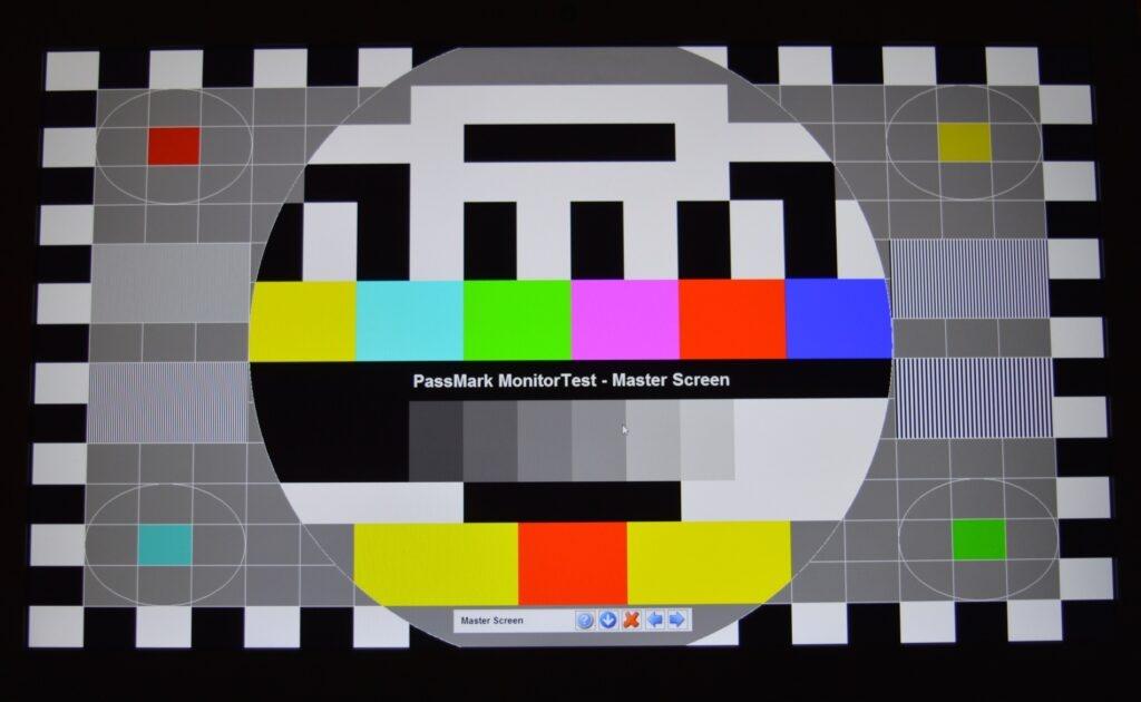 test-screen