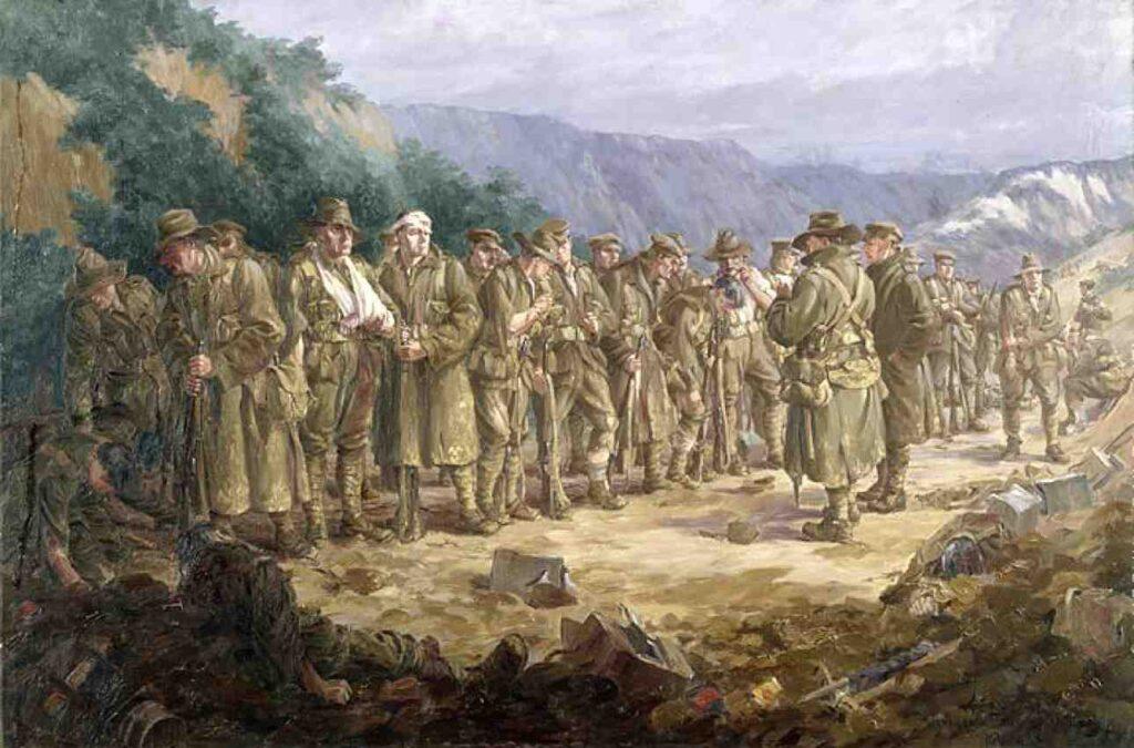 Batalia de la Gallipoli